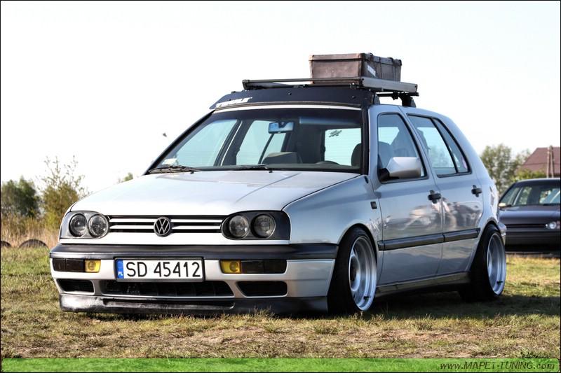 Reflektory VW Golf 3 III Projektory BLACK HELLA w xarchiwum pl