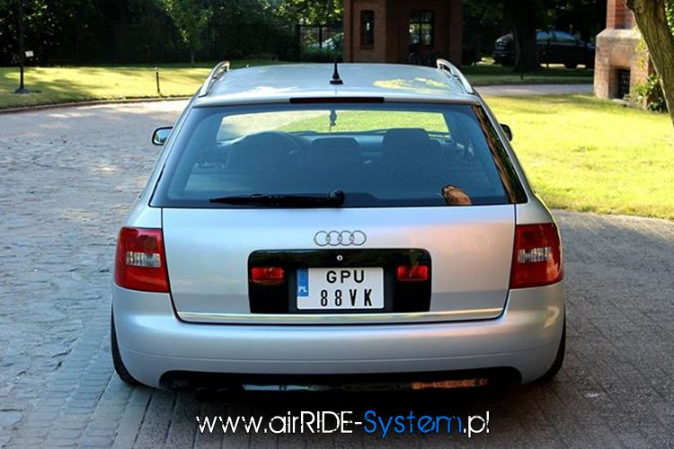 audi a6 c5 avant airride system mapet tuning group. Black Bedroom Furniture Sets. Home Design Ideas