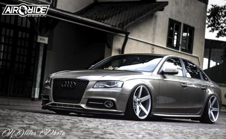 Audi A4 B8 Mapet Tuning
