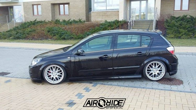 opel astra h airride system mapet tuning group. Black Bedroom Furniture Sets. Home Design Ideas