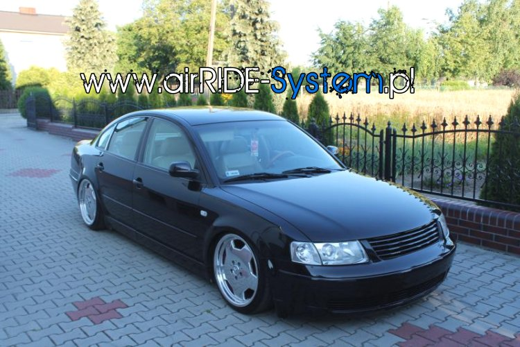 vw passat b5 airride system mapet tuning group. Black Bedroom Furniture Sets. Home Design Ideas