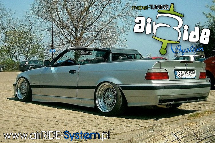 bmw e36 cabrio airride system mapet tuning group. Black Bedroom Furniture Sets. Home Design Ideas
