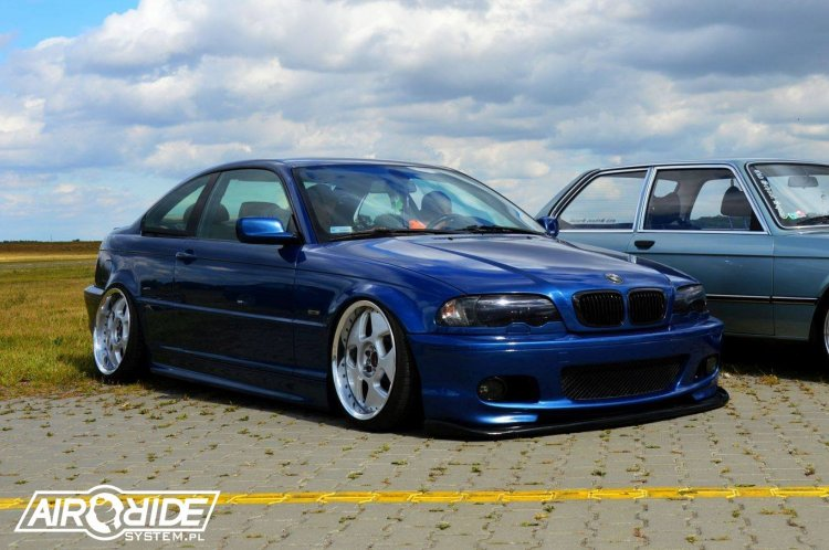 bmw e46 coupe airride system mapet tuning group. Black Bedroom Furniture Sets. Home Design Ideas