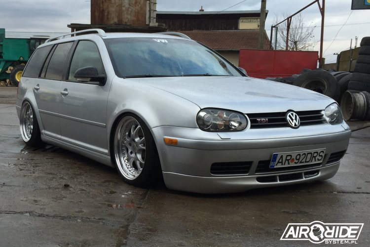 vw golf 4 variant airride system mapet tuning group. Black Bedroom Furniture Sets. Home Design Ideas