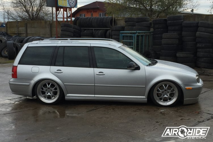Vw golf 4 variant airride system mapet tuning group for Credit auto garage volkswagen