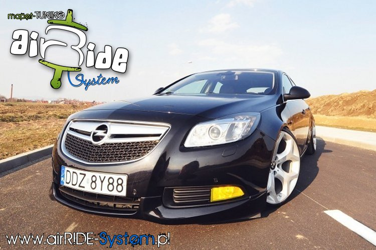 opel insignia airride system mapet tuning group. Black Bedroom Furniture Sets. Home Design Ideas