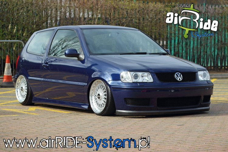 vw polo 6n2 airride system mapet tuning group. Black Bedroom Furniture Sets. Home Design Ideas