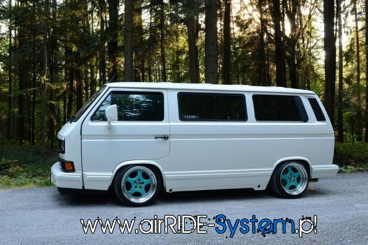 Vw transporter t3 airride system mapet tuning group for Credit auto garage volkswagen