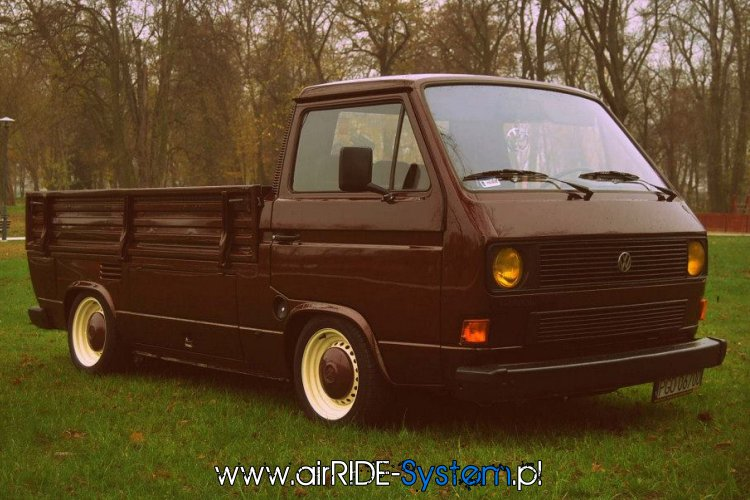 Vw T3 Doka Airride System Mapet Tuning Group
